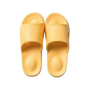 ZKH/震坤行 套趾拖鞋(PVC鞋底) 8829-42~43码 黄色 1双