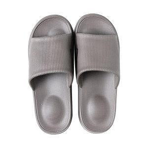 ZKH/震坤行 套趾拖鞋(PVC鞋底) 8829-42~43码 深灰色 1双