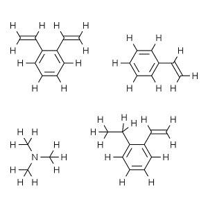 MACKLIN/麦克林 氯化物形式离子交换树脂 D808499-100g CAS号69011-19-4 100~200目 100g 1瓶