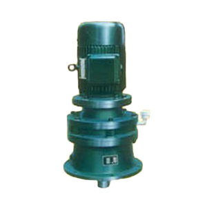 TAIXING/泰星 摆线针轮减速电机 BLD12-17-3KW 1台