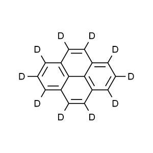 O2SI 芘-d10标准品 CDGG-011276-01 CAS号1718-52-1 浓度1000mg/L于二氯甲烷 1mL 1瓶