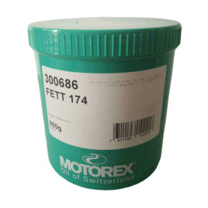 MOTOREX 半流体齿轮油脂 FETT 174 850g 1桶