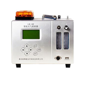 LOOBO/路博环保 大气采样器(交直流两用) LB-6E 1台