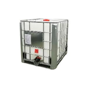 ZKH/震坤行 吊装式IBC吨桶 1000L-DN150-W-M 1.2×1×1.15m 白色 灌装口 密封盖 1个