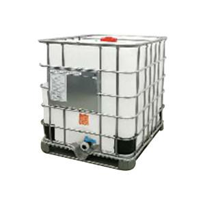 ZKH/震坤行 IBC吨桶 1000L-DN225-W-M 1.2×1×1.15m 白色 灌装口 透气盖 1个