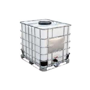 ZKH/震坤行 IBC吨桶 1000L-DN310-W-M 1.2×1×1.15m 白色 灌装口 密封盖 1个