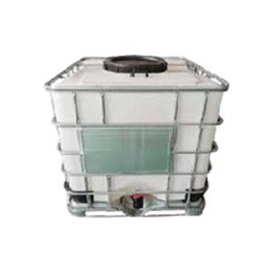 ZKH/震坤行 IBC吨桶 1000L-DN500-W-M 1.2×1×1.15m 白色 灌装口 密封盖 1个
