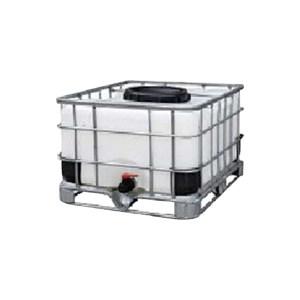 ZKH/震坤行 IBC吨桶 500L-DN500-W-M 1000×650×1150mm 白色 灌装口 密封盖 1个