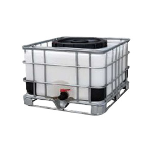 ZKH/震坤行 IBC吨桶 500L-DN650-W-M 1000×650×1150mm 白色 灌装口 密封盖 1个