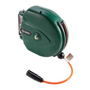 SATA/世达 自动气管卷管器 SATA-98004 φ6.5×10mm 15m 1个