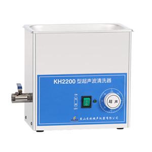 HECHUANG/禾创 台式超声波清洗器 KH-2200 超声功率100W 3L 1台