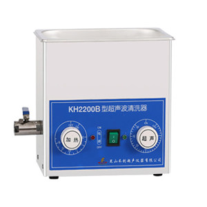 HECHUANG/禾创 台式超声波清洗器 KH2200B 超声功率100W 3L 1台