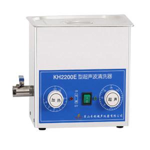 HECHUANG/禾创 台式超声波清洗器 KH2200E 超声功率100W 3L 1台