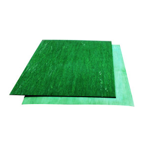 UNITEX/寰泰 低压石棉橡胶板 UP7000/3 厚3mm 宽1.5m 长4.1m 绿色 1片