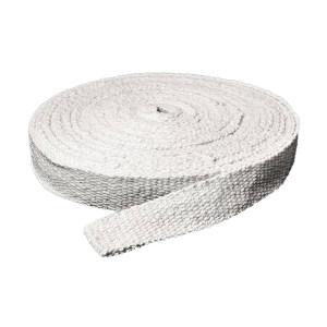 UNITEX/寰泰 陶瓷纤维带玻纤增强 CR1000G/2-80-30 2mm×80mm×30m 2.4kg 1卷