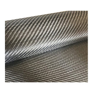 UNITEX/寰泰 碳纤维布 黑色 UT-3K-T200/1.5-50 0.2mm×1.5m×50m 15kg 3K 斜纹 1卷