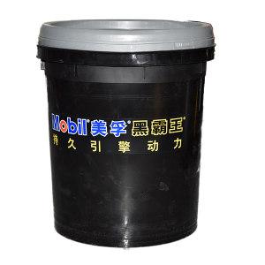 MOBIL/美孚 柴油机油 超级黑霸王15W40-CI4 18L 1桶