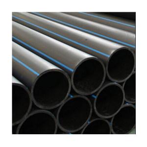 ZHONGCAI PIPES/中财管道 PE给水管 DN110×6.6 6m 黑色 聚乙烯 11961764280 1根