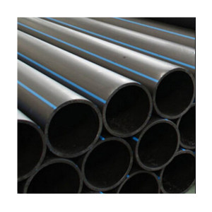ZHONGCAI PIPES/中财管道 钢带增强螺旋波纹管 OD500 500×452 500mm×24mm×6m 黑色 聚乙烯 11961764356 1根