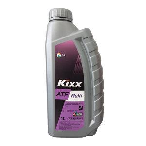 GS CALTEX/GS加德士 自动变速箱油 Kixx ATF Multi 1L 1桶