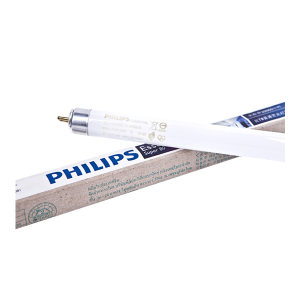 PHILIPS/飞利浦 T5荧光灯管 TL5 ESS 28W/865 1.2m 6500K 白光 整件优惠装 1支