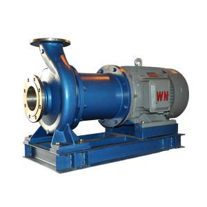 SOUTH/南方 NMQ无泄漏磁力泵(直联式) NMQ80-65-125 额定流量50m3/h 接口DN80×DN50 额定扬程120m 304不锈钢泵体 380V 转速2900RPM 防爆电机 1台