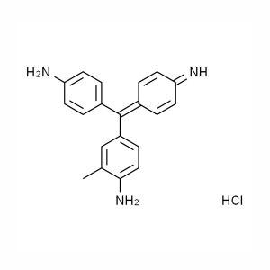 XL/西陇 碱性品红 CAS号632-99-5 CAS号632-99-5 IND 25g 1瓶