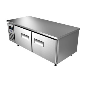 YINDU/银都 工程款直冷冷冻平调 QPL6735 1500×600×800mm 工作温度-18~-6℃ 1台