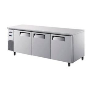 YINDU/银都 冷冻平面操作台 YPL9148 1800×750×800mm 工作温度-8~-18℃ 1台