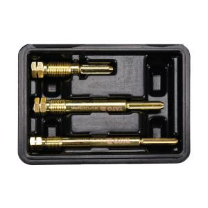 YATO/易尔拓 柴油发动机预热塞铰刀组套 YT-05341 3件 1套