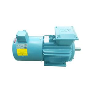 ABB 交流电机 QABP160M4A 11kW B3 IC411 380V 50Hz IP55 定子绕组安装PTC热敏电阻 130℃ 1台