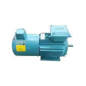 ABB 交流电机 QABP100L4B 3kW B3 IC411 380V 50Hz IP55 定子绕组安装PTC热敏电阻 130℃ 1台