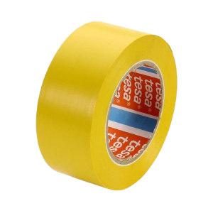 TESA/德莎 地面标识胶带 4169 黄色 0.18mm×60mm×33m 1卷