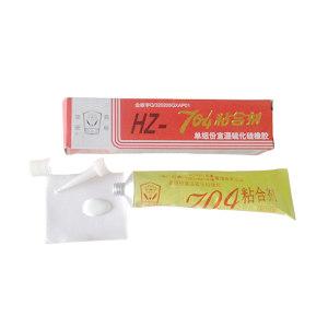 BAIHEHUA/百合花 单组份室温硫化硅橡胶 HZ-704 45g 1支