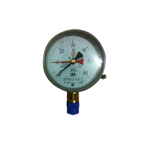 RG/热工 铁路水压表 Y100.0-60KPa 1块