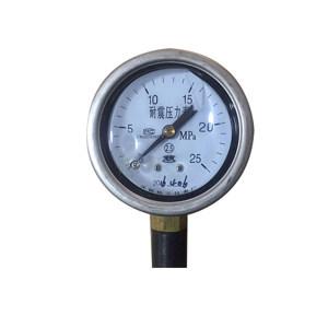 RG/热工 耐震压力表 Y60.0-25MPa 1块