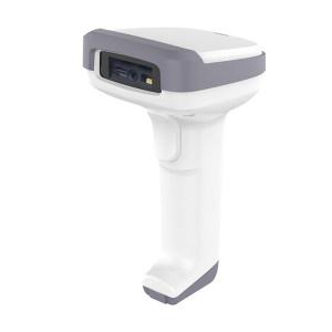 DELI/得力 二维影像无线扫描枪 14952W 白色 USB口 1把