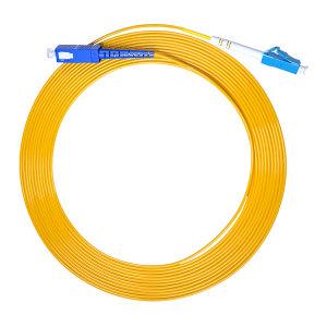 FIBERHOME/烽火通信 单模单芯光纤跳线 SC-LC-5M 黄色 1条