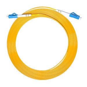 FIBERHOME/烽火通信 单模单芯光纤跳线 LC-LC-5M 黄色 1条