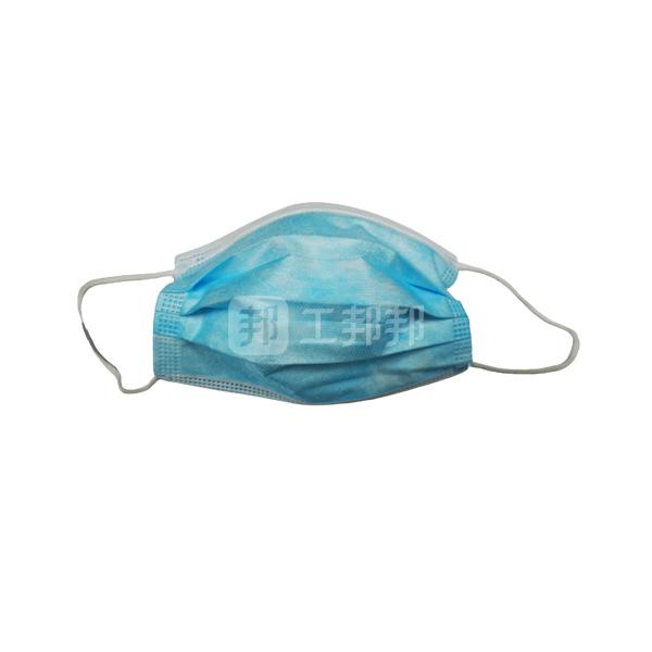 ZKH/震坤行 医用外科口罩 医用外科口罩 蓝色 耳挂式 3层 10个 1包