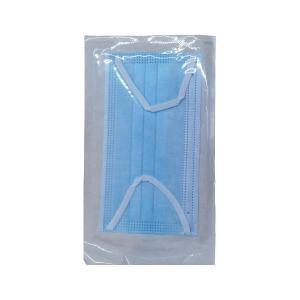 XIANGSEN/祥森 医用外科口罩 医用外科口罩 蓝色 耳戴式 灭菌型 1只