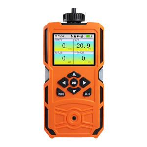 EDKORS/爱德克斯 四合一泵吸式气体检测仪(氧气/一氧化碳/硫化氢/可燃气体) X-4(BX) 1台