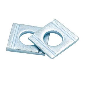GC/国产 GB852 工字钢用方斜垫圈 碳钢 镀锌 φ24 1个