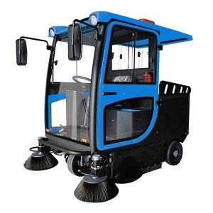 GEMEI/格美 驾驶式全封闭电动扫地车 GM-S6A 36V 清洁效率11400m²/h 清扫宽度1.9m 1辆