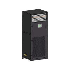 SHITENG/湿腾 机房精密空调 HCR-XA9 总制冷量8.6kW 风量2300m3/h 机组总功率8.5kW 水管自动进水排水 1台