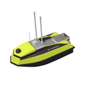 HITARGET/中海达 智能无人船水下测量系统 BS3+iRTK4+HD511+HydraII-Z 遥控距离1km 续航时间8h 1套