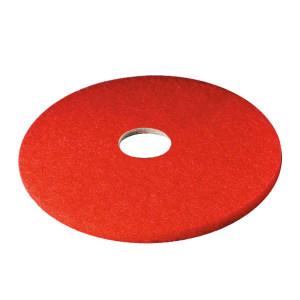 "3M 红色清洁垫 5100 430mm(17"") 红色 5片 1盒"