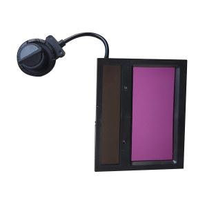 CHANGLU/长鹿 头戴式自动变光电焊面罩变光镜片 605405-1 1片