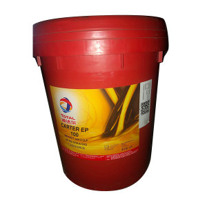 TOTAL/道达尔 齿轮油 CARTER-EP100 18L 1桶