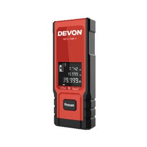 DEVON/大有 40m激光测距仪 9815-LM40-Li 内置锂电池 彩盒 钢化屏超薄 内置锂电池 软包 彩盒 1台